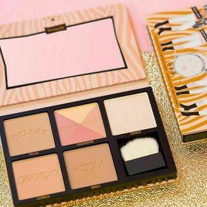 BNIB LE Benefit Cosmetics Cheek Stars Face Palette